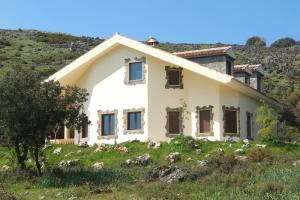 Exterior de la casa - Zafarrancho